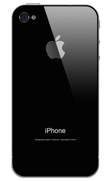 Iphone 5 Back Png | www.imgkid.com - The Image Kid Has It!