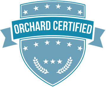 Orchard Certified Badge